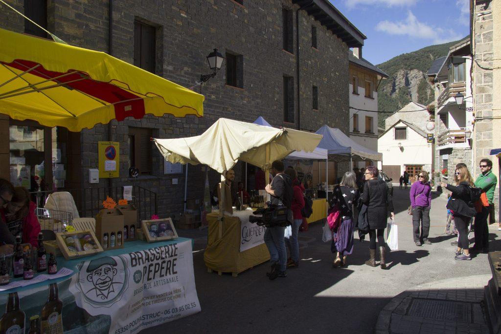 Mercado Agroalimentario de Villanua