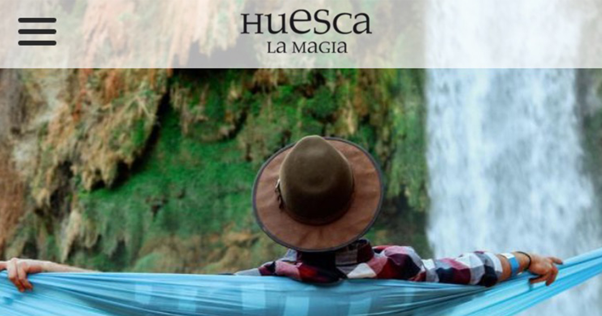 App Huesca La Magia