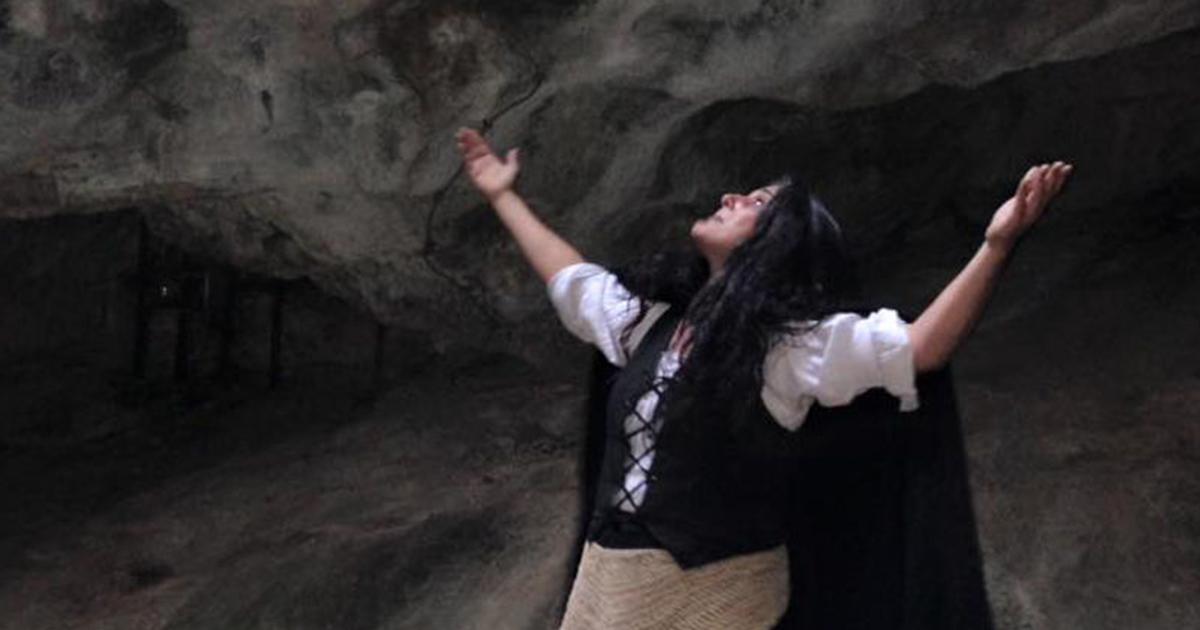 Cueva Güixas Villanúa